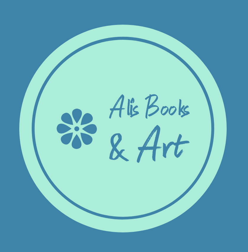 Ali's Books And Art Blog